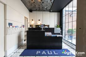 Front Office Designs Custom Front Desk At The Paul Hotel Oyster Hotel Reviews