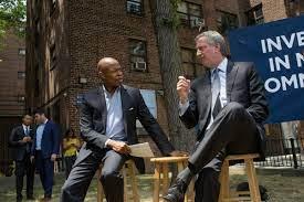 De Blasio's pledge to remove NYPD ...