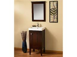 Bathroom Vanity Combos Fairmont Designs Bathroom 18 Inches Vanity Sink Mirror Combo 104