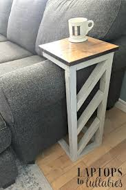 easy diy sofa table. Laptops To Lullabies: Easy DIY Sofa Tables Easy Diy Table