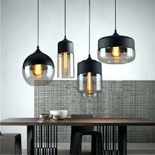edison pendant lighting. Modren Pendant Hanging Lights Loft Vintage Pendant Light Art Glass Black White Gray  Lampshade Kitchen Lamp Edison With  Interesting Fixtures  Intended Edison Pendant Lighting A