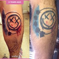 3 Year Anniversary Of My Blink Tattoo Blink182