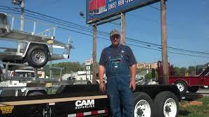 knoxville trailer s pace hank leonard millennium dandy cam superline 8 ton tilt trailer