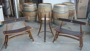 wood barrel furniture. Click Image For Larger Version Name: 2 Bench-1 PlNT ATnd.jpg Views Wood Barrel Furniture