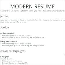 Modern Resumes Templates Adorable Resume Of A Teacher Professional Dancer Resume Template Acting