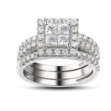 Bridal Sets Cheap Bridal Ring Sets Wedding Ring Sets Lajerrio