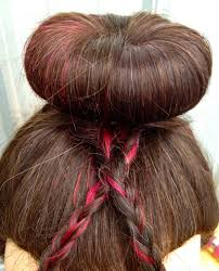 Sock Bun Hair Style howto hair girl sock bun hairstyle archives 7420 by wearticles.com
