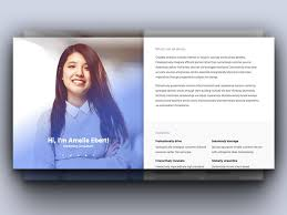 Free Html Responsive Bootstrap Resume Template Bootstrap Templates