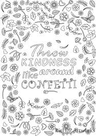 60 Splendi Free Kindness Coloring Pages Image Inspirations Boston
