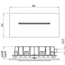 Излив Gattoni PD 1031/SDC0cr - Дом Сантехники