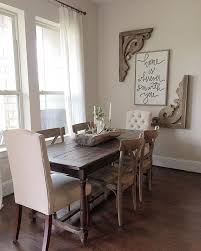 decorating dining room wall ideas