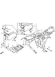 1980 honda xr80 frame ignition coil parts best oem frame rh bikebandit 2002 honda odyssey radio wire diagram 2002 honda cr v wire harness diagram