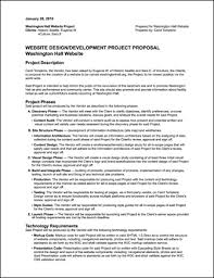 Web Design Proposal Template | Shatterlion.info