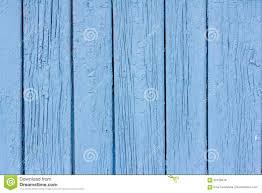 Textuur Van Oud Hout Met Versleten Blauwe Verf Stock Foto