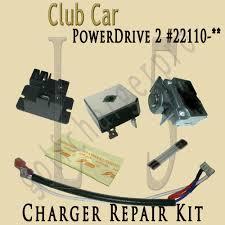 club car golf car cart powerdrive 2 charger repair kit model 22110 Club Car Powerdrive Charger Wiring Diagram club car golf car cart powerdrive 2 charger repair kit model 22110 level 5 ebay club car powerdrive charger wiring diagram