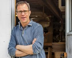 In the Studio with Tim Clark Vermont Master Furniture Maker