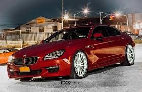 Sport Series 2013 bmw 650i gran coupe : D2Forged Enhances the BMW 650i Gran Coupe