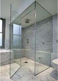 Cleaning Tips For Your Bathroom Glass Shower Doors   Wearefound ...