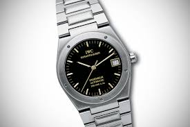 Iwc Sl Design Watchtime Wedesnday The History Of The Iwc Ingenieur