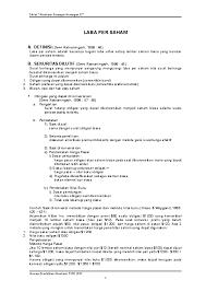 Sep 29, 2020 · contoh soal sederhana laporan keuangan. Doc Laba Per Saham Wahyu Burhan Academia Edu
