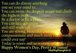 Internationwomensdayquotesgoodthoughtfortheday Food For Amazing Thought For The Day Quotes