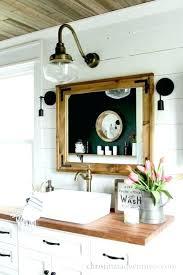 butcher block white cabinets dark wood countertops with kitchen th small bright bu
