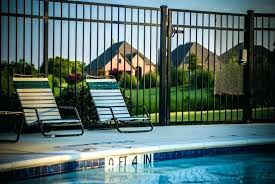 do it yourself pool fences fencing for fence used qld