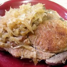 sauer pork chops recipe 3 8 5