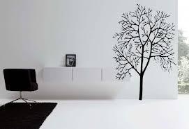 tree silhouette vinyl wall art decal wallartideasinfo