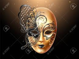 Mask Designs Full Face Volto Mask Decorated With Diamonds And Butterfly Lace Face Cover