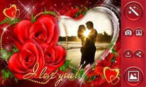 i love you photo frames android