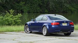 2011 BMW M3 Coupe, an <i>Autoweek</i> Drivers Log Car Review ...