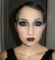 lc makeup artist 1920s makeup fotd and tutorial