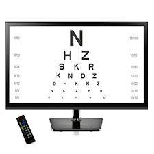 Digital Vision Chart Neo Led Vision Chart