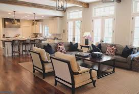 Decorating Rectangular Living Room Model Simple Decorating Design