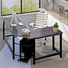 office desks l shaped. Modren Shaped Modern Computer Desk L Shaped Corner Home Office DesksMore Stable  Structure Table Throughout Desks