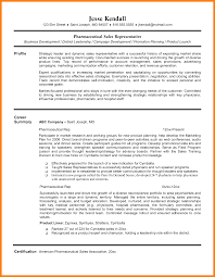 Sales Representative Resume Sample Pharmaceutical Resume Examples Senior Logistics And Supply Chain 33