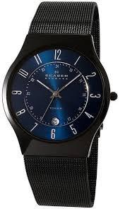 men s skagen titanium watch t233xltmn