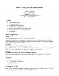 bartender resume example template learnhowtoloseweightnet web design resume example