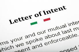 Visa Application Cover Letter Italian Visa Letter Of Intent Or Cover Letter Studio