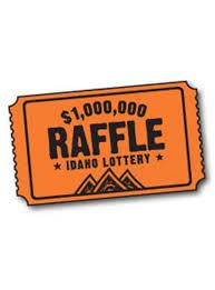 Idaho 1 000 000 Raffle Idaho Lottery