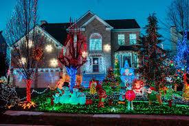 Crystal Ridge Puyallup Christmas Lights Northern Virginia Magazine Holiday Lights Contest Winner