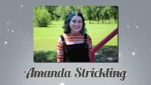 AMANDA STRICKLING on Vimeo