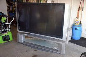 sony tv replacement stand. sony kdf-70xbr950 70\ tv replacement stand i