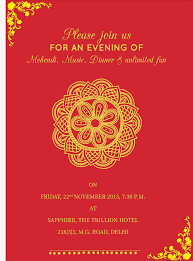 Wedding Cards Online In India New Pin By Invite Line On Mehndi