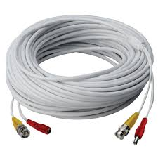 Lorex 120 ft. <b>high performance</b> BNC Video/Power Cable for Lorex ...