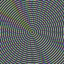 Moire Pattern Simple Moiré Patterns Fine Art Maths Centre