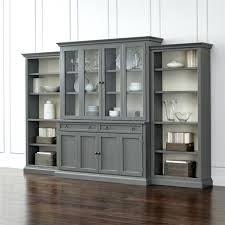 bookshelf with cabinet grey bookshelves with glass doors ikea bookshelf cabinet combo