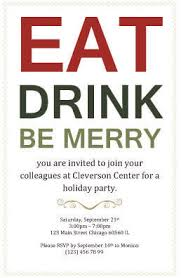 Company Christmas Party Invites Templates 26 Free Printable Party Invitation Templates In Word Hloom
