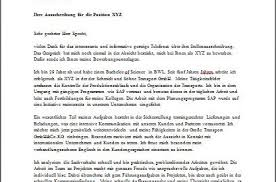 sample german cover letter speculative covering letter examples